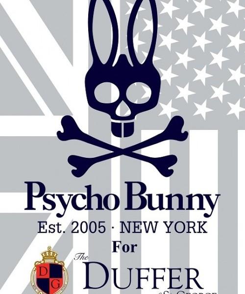 【クイーンズイースト店】PSYCHO BUNNY インライン入荷のお知らせ