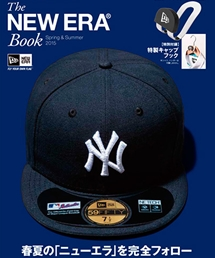 The New Era® Book / Spring & Summer 2015に紹介されています。