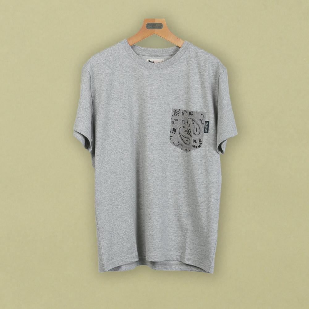× HAV-A-HANK POCKET TEE:ポケットTシャツ