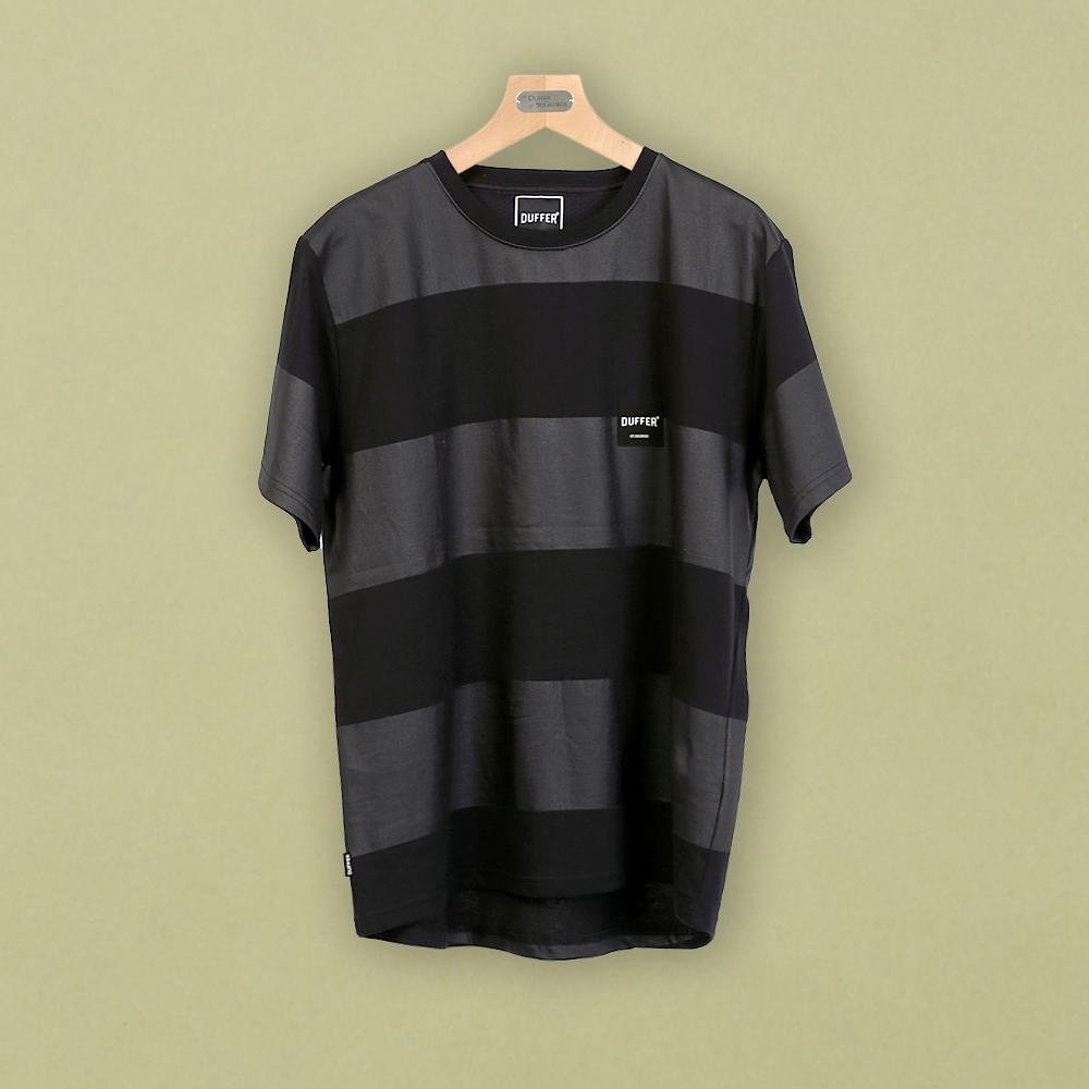 BLACK LABEL BORDER TEE:ボーダーTシャツ