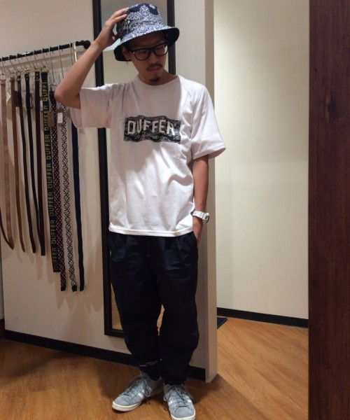BLACK LABEL BOX LOGOTEE【WHITE】1