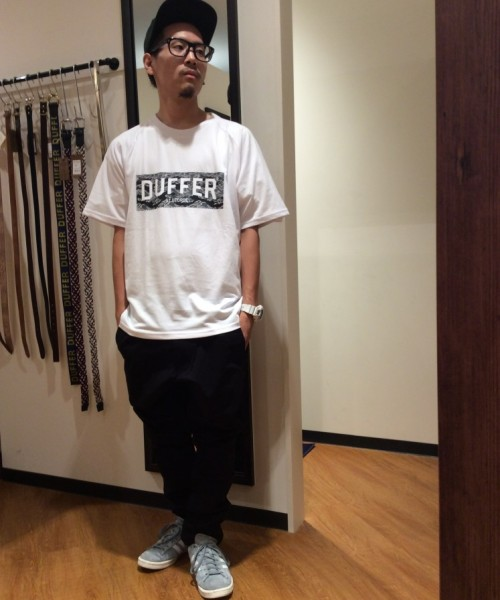 BLACK LABEL BOX LOGOTEE【WHITE】3