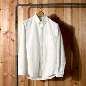 HIGH COUNT OXFORD SHIRT:オックスフォードシャツ