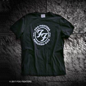 """""""FOO FIGHTERS"""" ROCK TEE:フーファイターズロックTシャツ"""
