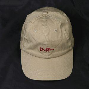 COTTON TWILL LOW CAP:ベースボールキャップ