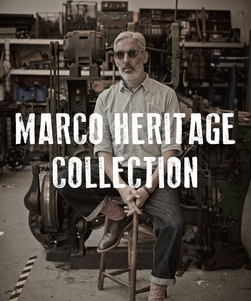 Marco's Heritage 2017SS