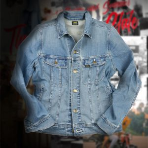 "LEE×DUFFER 101 C/L STRETCH DENIM JACKET ""UW"":LEE Gジャン"