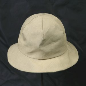 COATING LINEN HAT:リネンハット
