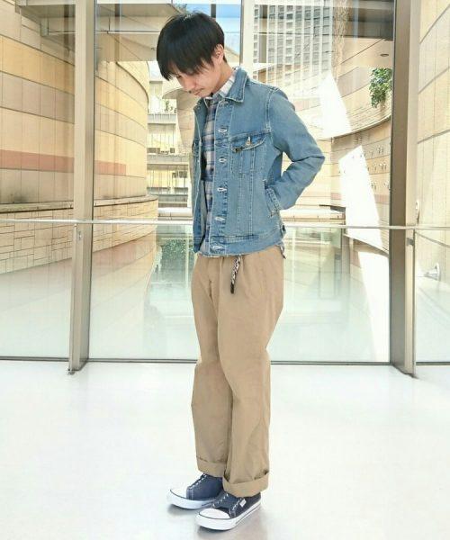 41 KHAKI 2TACK CHINO PANTS