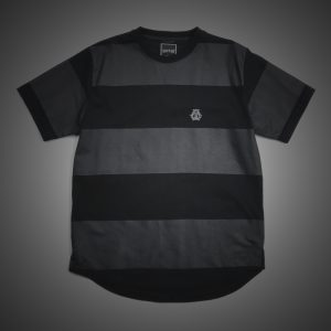 BLACK LABEL PRINT BORDER TEE:ボーダーT
