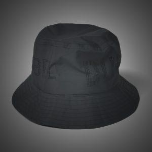 BLACK LABEL PUNCHING BUCKET HAT:バケットハット