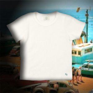 WAFFLE TEE:ワッフルTシャツ