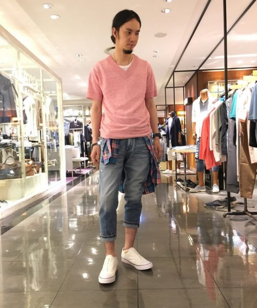 阪急メンズ東京×Safariイベント