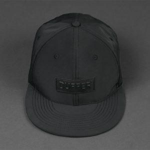 BLACK LABEL FLAT VISOR CAP:フラットバイザーキャップ