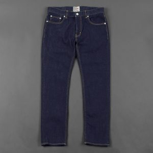 "JAPANESE-MADE STRETCH SKINNY DENIM ""OW"":スキニーデニム"