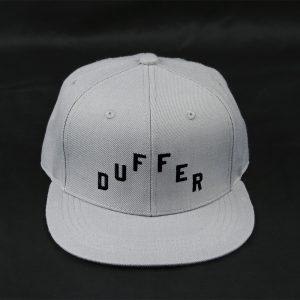 DUFFER ORIGINAL FLAT VISOR B.B CAP:フラットバイザーキャップ