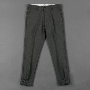SLACKS JOG PANTS:ジョガーパンツ