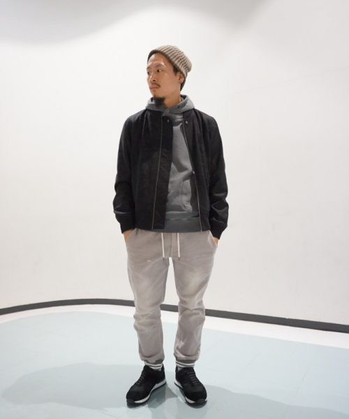 10th ANNIVERSARY SPECIAL REVERSIBLE MA-1 JACKET Vol.1
