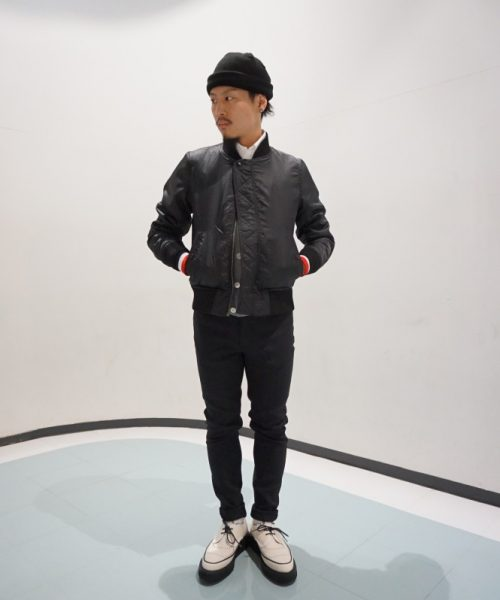 10th ANNIVERSARY SPECIAL REVERSIBLE MA-1 JACKET Vol.3