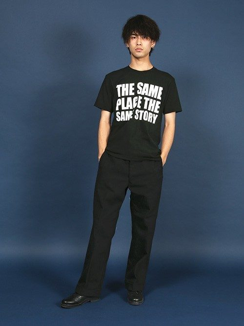 classicsnew MESSAGE PRINT 3P PACK-TEE SNAP