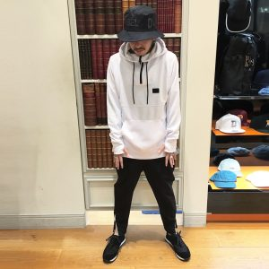 10th ANNIVERSARY SPECIAL BLACK LABEL ASSORT HOODIE:ららぽーと横浜店別注