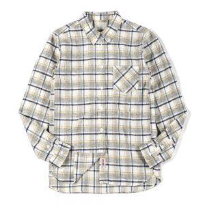 B.D. CHECK SHIRT:定番チェックシャツ