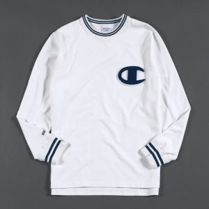 Champion×DUFFER CREW NECK SWEAT TEE:チャンピオンスウェットT