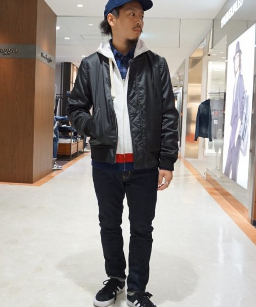 10th ANNIVERSARY SPECIAL REVERSIBLE MA-1 JACKET Vol.4