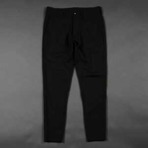 """wiseguy"" SAXONY STRETCH TAPERED SKINNY TROUSERS:ウールパンツ"