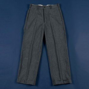 classicsnew ARMY SERGE WIDE SLACKS:ワイドスラックス