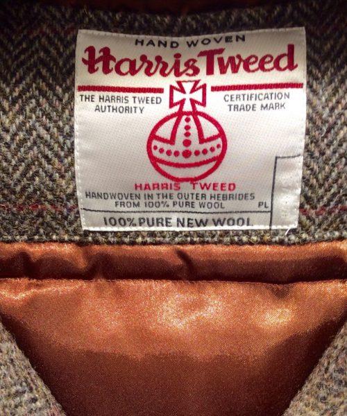 Harris Tweed ALASKADOWN ‼️