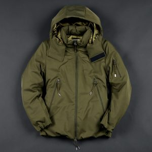 ALPINE LINE STRETCH DOWN JACKET:ストレッチダウン