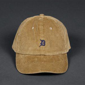 CORDUROY LOW CAP:コーデュロイ ローキャップ