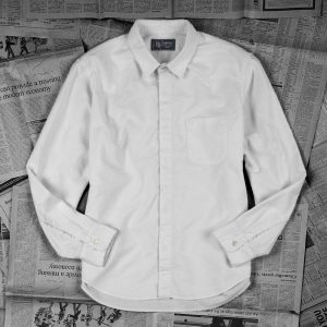 Marco's Heritage FLY FRONT WASHED COTTON SHIRT:コットンシャツ