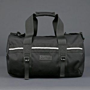 BLACK LABEL DRUM BAG:コーデュラポリエステル ドラムバッグ