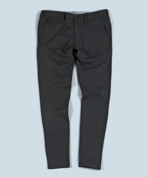 2WAY STRETCH SMART PANTS:ウール/ヴィスコース 2WAYストレッチ スマートパンツ