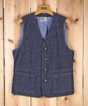 Marco's Heritage WASHED COTTON WORK VEST:ワークベスト