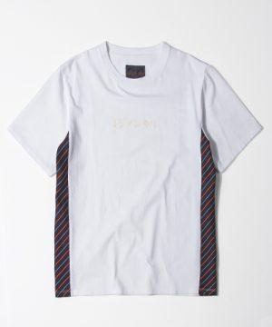 classicsnew REGIMENTAL PANNEL TEE:レジメンタルパネルTシャツ
