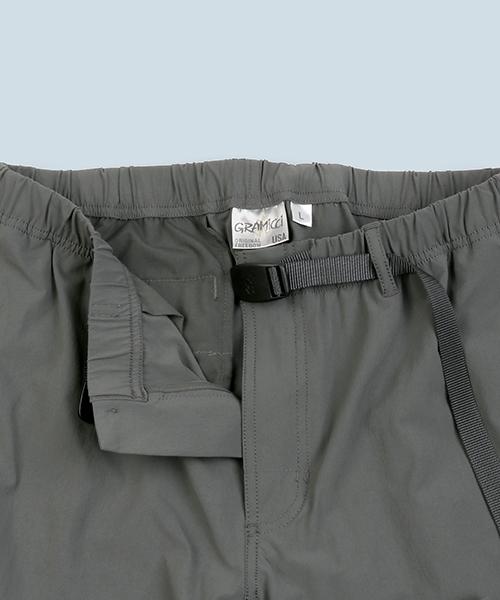 GRAMICCI×DUFFER 4WAY STRETCH NN-PANTS:360°伸縮 グラミチ別注 ストレッチナイロンパンツ