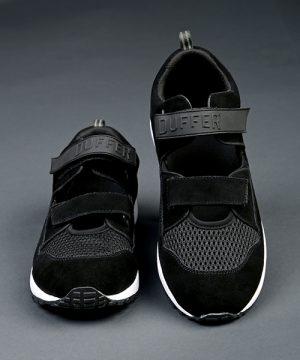 BLACK LABEL SNEAKER SANDALS:ベルクロストラップ スニーカーサンダル