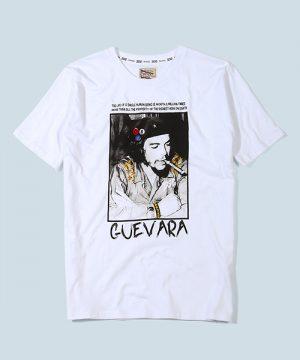 "POLITICAL LEADER PARODY TEE ""GUEVARA"":チェ・ゲバラ パロディTシャツ"