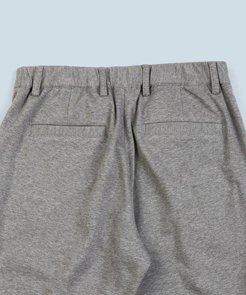 COOLMAX SET UP CUT PANTS:クールマックス カットパンツ