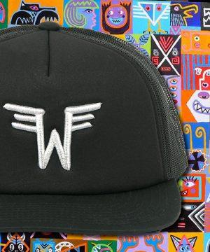 MARK WIGAN×DUFFER MESH CAP:マーク ウィガンコラボ メッシュキャップ