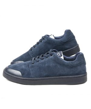 BLACK LABEL SUEDE COURT SHOES:スウェード コートシューズ