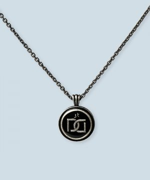 ARCHIVE LOGO NECKLACE:ロゴトップネックレス