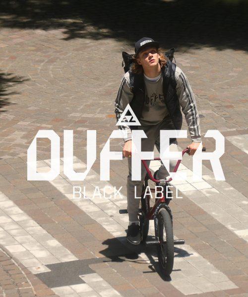 《DUFFER BLACK LABEL 2019A/W第1弾 8/7スタート》