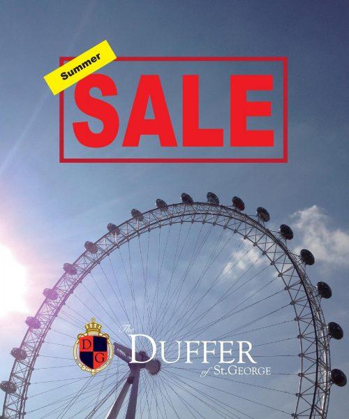 【DUFFER】2020春夏物 SALE開催!