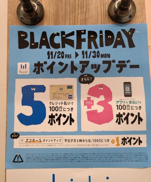 BLACK FRIDAY(^_-)-☆