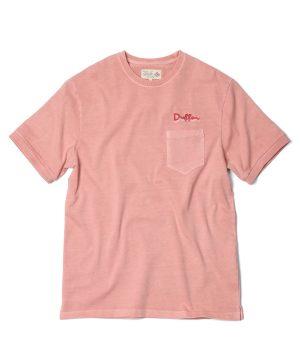 HEAVY COTTON PIGMENT-DYE TEE:ヘビーコットン ピグメントTシャツ