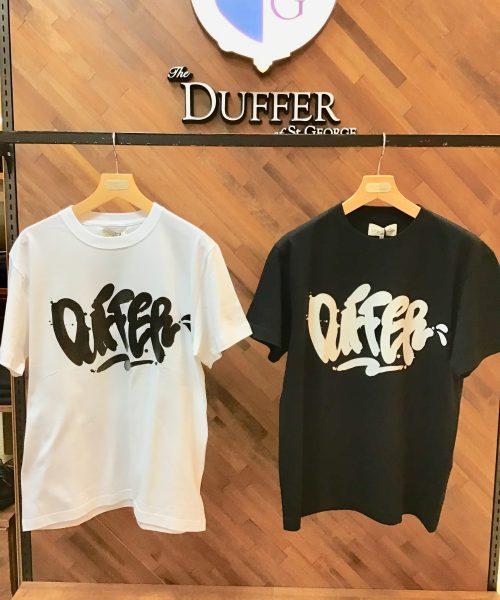 DUFFER×RYUJI KAMIYAMA コラボTシャツ
